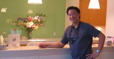 Meet Our Dentist, Dr. Andy Hoe